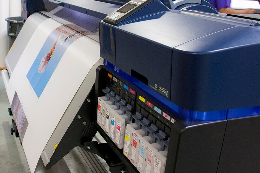 MFA Fulfillment printers